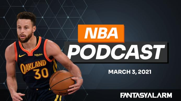 NBA DFS Podcast - March 3
