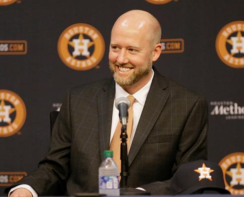 Fantasy Alarm Show: Astros GM James Click