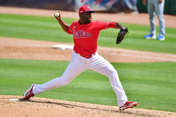 2021 MLB Draft Guide Player Profile: Hector Neris